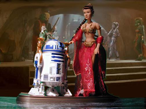 Slave Leia Jabba The Hutt And Leia Fanfiction